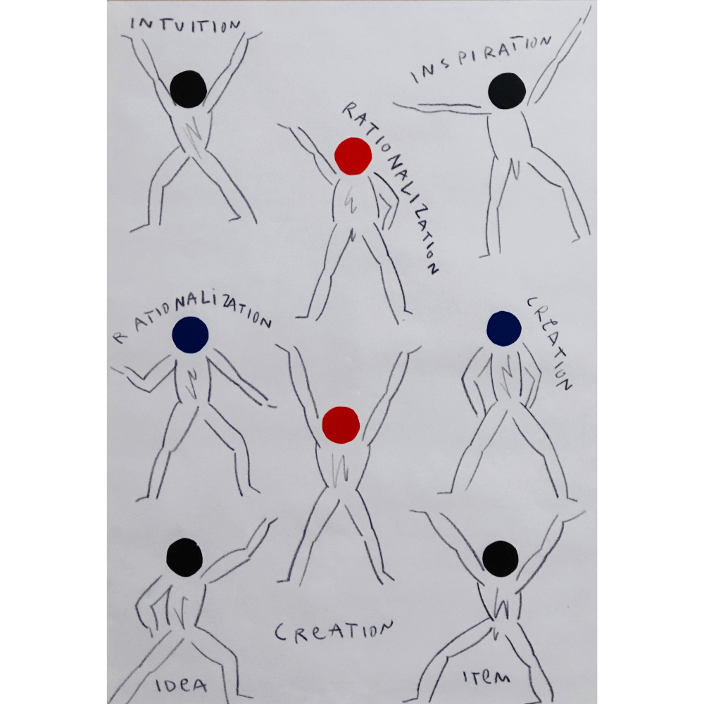 Honza Zamojski - Idea