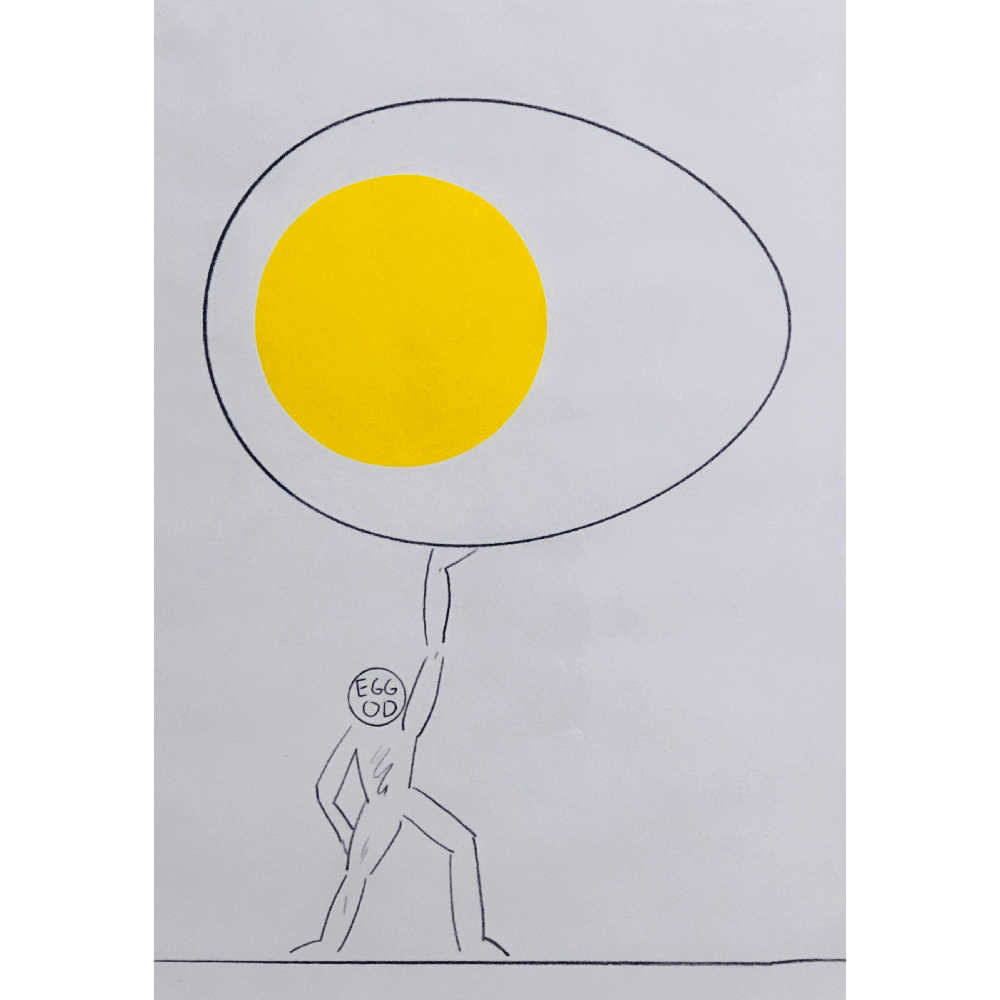 Honza Zamojski - Jajko/Egg