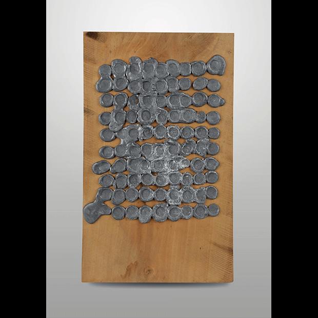Andrzej Szewczyk, ołów, drewno, pomnik listów